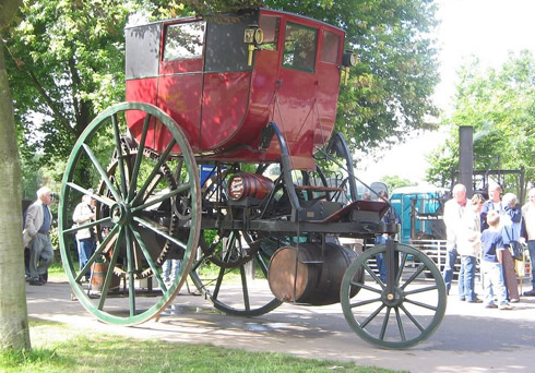 Pojazd parowy Trevithicka i Viviana
