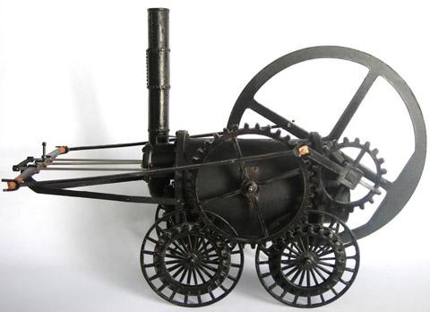 maszyna parowa Trevithick